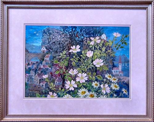 Американский художник Robert Laessig (61 работ)