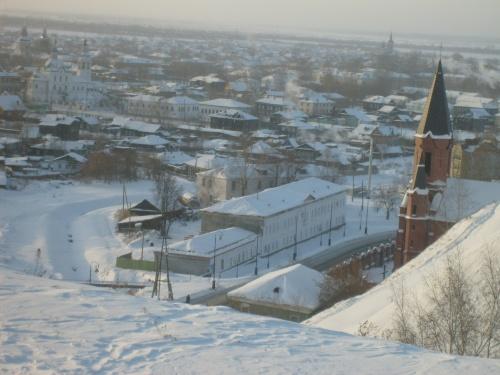Фото экскурсия - Исторические места Тобольска (47 фото) (2 часть)