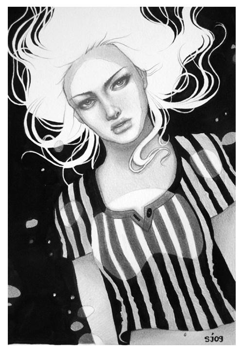 Sarah Joncas Art (147 работ)