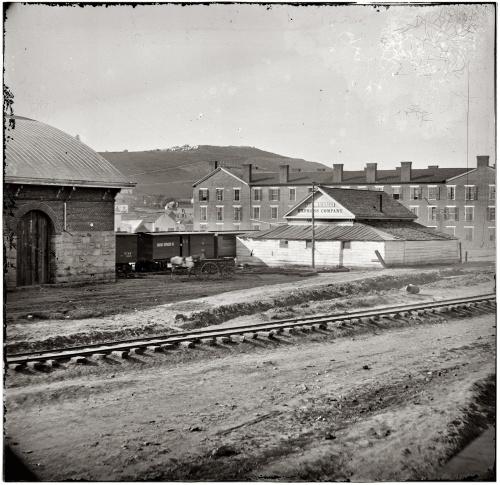 Фото экскурсия - Гражданская война в Америке 1861 - 1865 г. (211 фото)