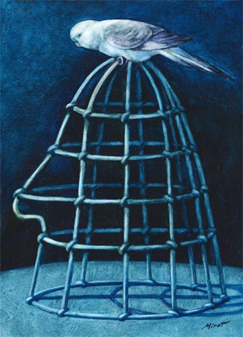 Коллекция работ художника Мирата Уразаева (56 работ)