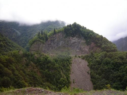 Фото экскурсия - Грузия, Сванети (44 фото) (1 часть)