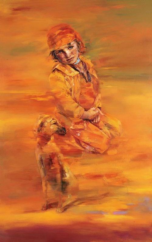 Китайская художница Yan Yaya (20 работ)