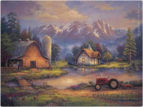 Художник Chuck Pinson (30 работ)