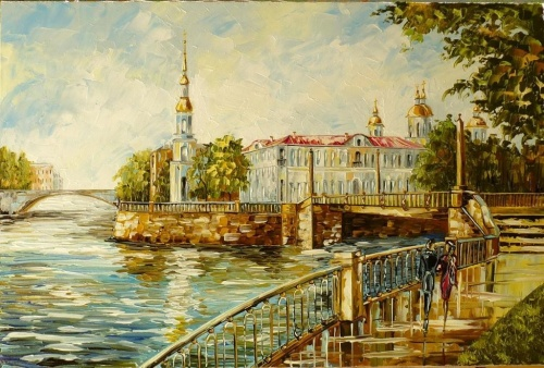 Художник Морозов Илья Борисович (35 работ)