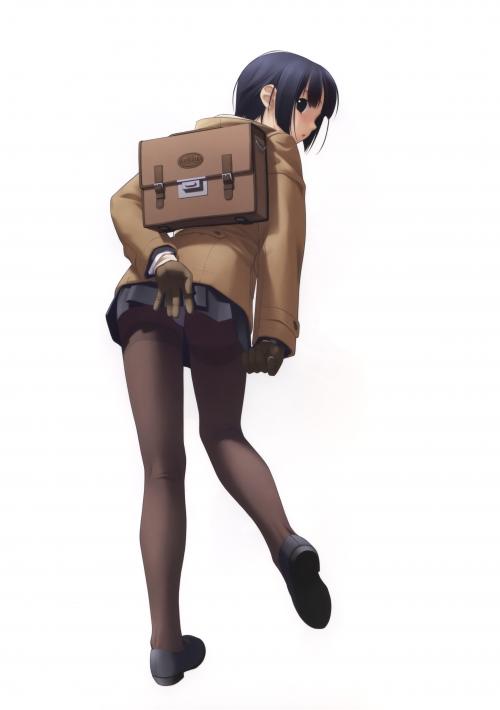 Иллюстрации Хасимото Такаси | Artworks Hashimoto Takashi (44 работ) (1 часть)