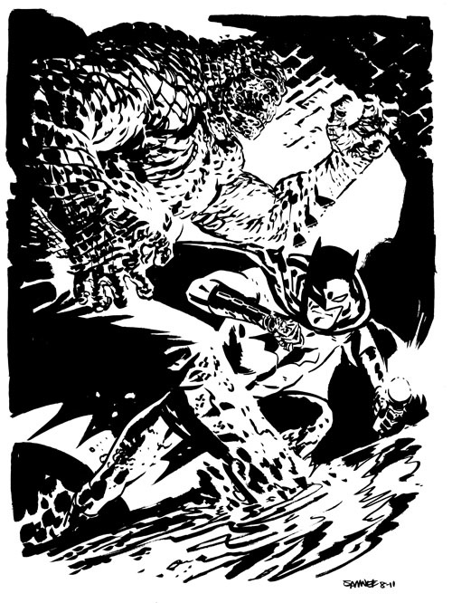 Works by ChrisSamnee (part 2) (44 работ)