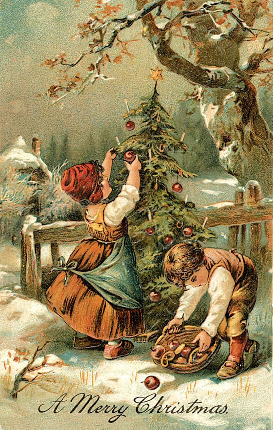 Old fashioned christmas carols 68