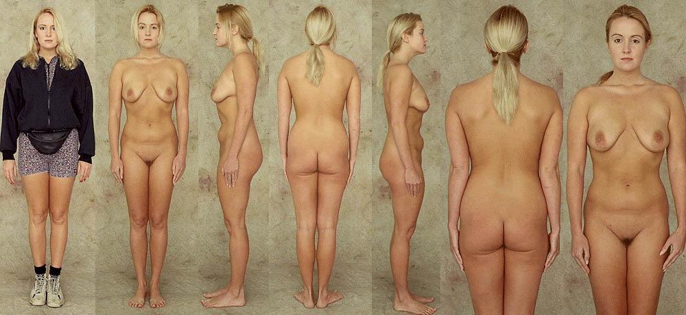 Фото голых девушек со всех сторон
