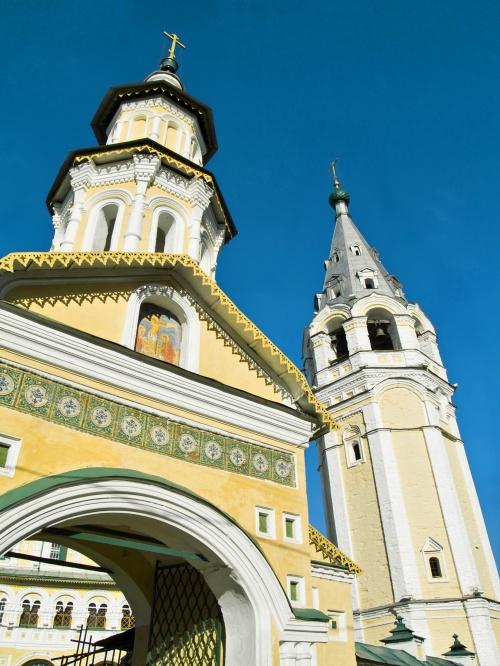 Фото экскурсия - Храмы Тутаева (58 фото)