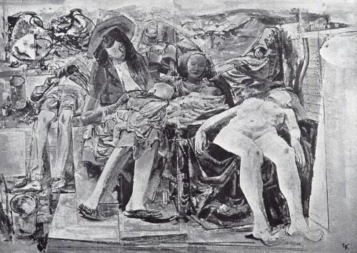 Забытые иллюстраторы - Robert Fawcett (123 работ)