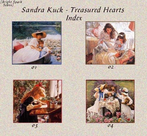 Художница Sandra Kuck (69 работ)