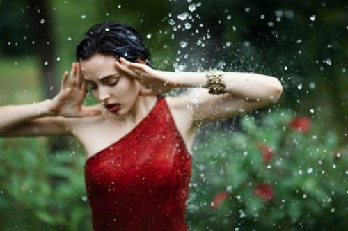 Лесные фантазии с элементом драмы Kelly Steffey (16 фото)