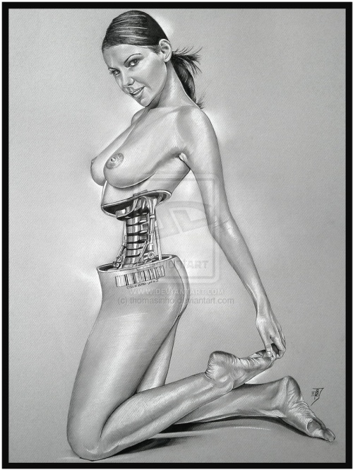Pin-Up Collection by Thomas Junior (155 работ)