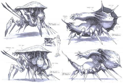 Большая коллекция работ студии Feng Zhu Design (288 работ) (2 часть)