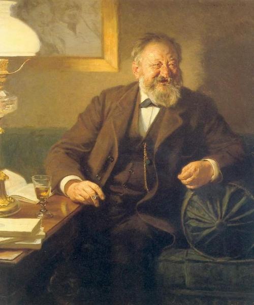 Художник Peder Severin Kroyer (43 работ)