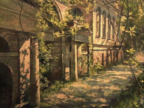 Художник Андрей Лукьянов (35 работ)