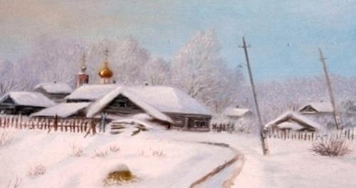 Художник Павел Правдин (101 работ)
