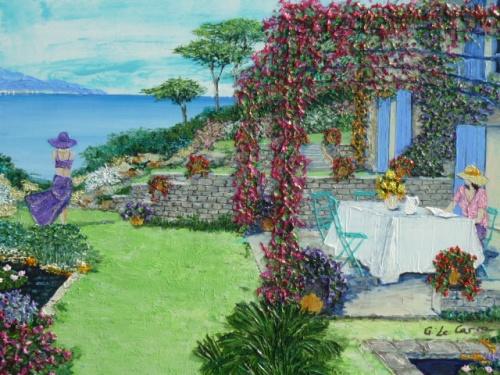 Artworks by Guy Le Corre (58 работ)