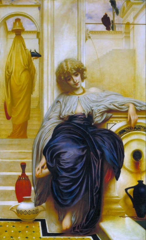 Artworks by Lord Frederic Leighton (143 работ)