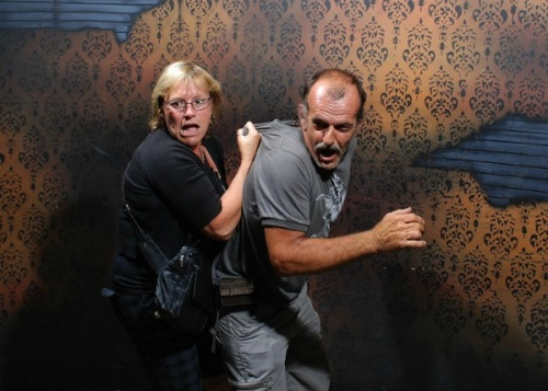 Nightmares Fear Factory и фотографии испуганных смельчаков (14 фото)