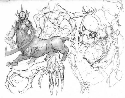 Американский художник Kekai Kotaki (312 работ)
