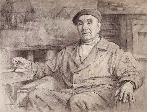 Художник Дмитрий Шевченко. Графика (43 работ)