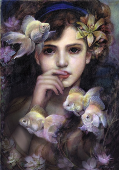 Art by Annie Stegg (52 работ)