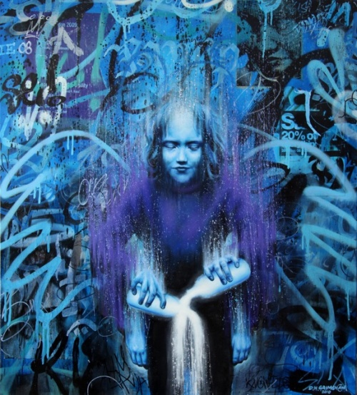 Artwork Dale Grimshaw (63 работ)