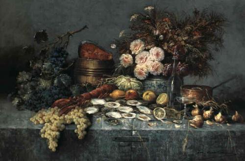 Бельгийский художник Max Albert Carlier (1872-1938) (74 работ)