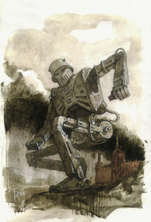 Иллюстратор Владимир Казак (2011) (121 работ)