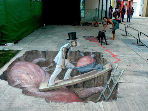 3D Сюрреализм от Эдуардо Релеро (Eduardo Relero) (39 работ)