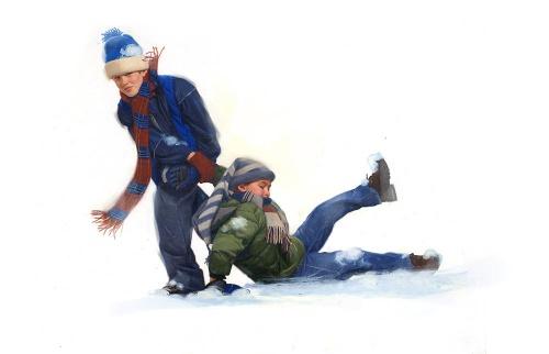 Иллюстратор Robert Papp (105 работ)