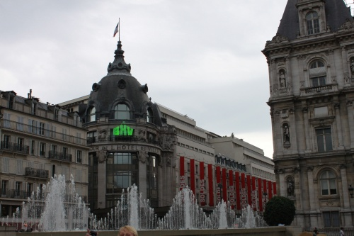 Фото экскурсия - Париж (61 фото) (5 часть)