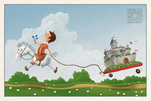 Иллюстрации Евгения Ткача (42 работ)