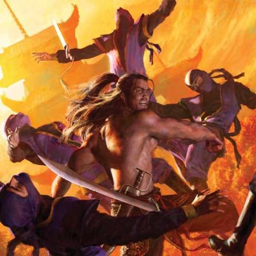 Digital Art Michael Komarck (Майкл Комарк) (185 работ)