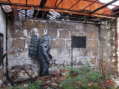 Лучшие граффити ноября 2011 (37 работ)