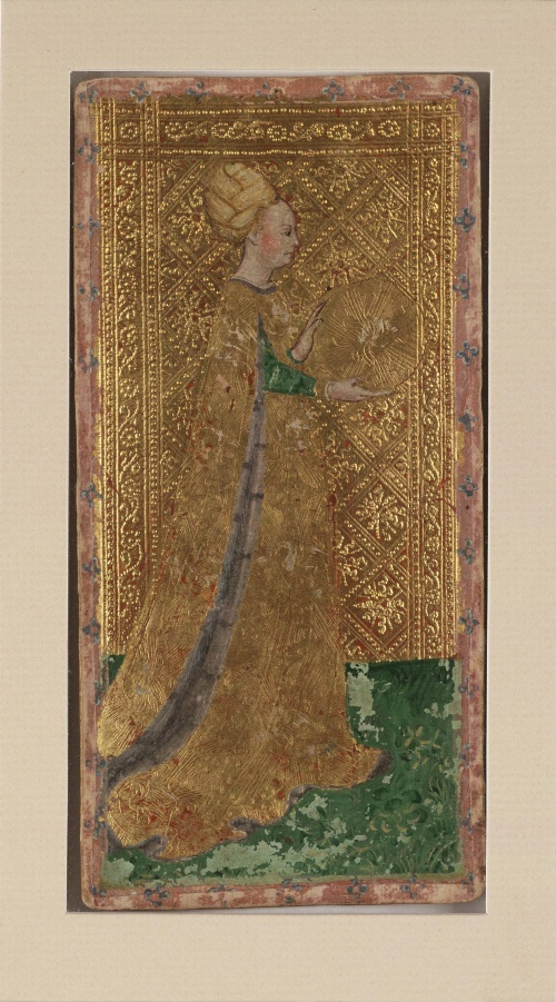 Visconti Tarot (c. 1445). Cary-Yale Visconti-Sforza (Visconti di Modrone) (27 работ) (2 часть)