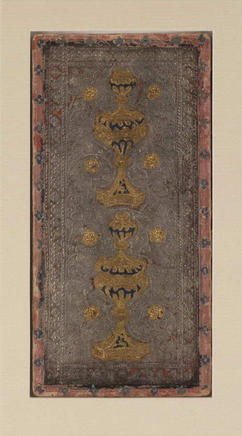 Visconti Tarot (c. 1445). Cary-Yale Visconti-Sforza (Visconti di Modrone) (27 работ) (2 часть)