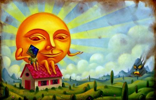 Illustration Chris Buzelli (105 работ)