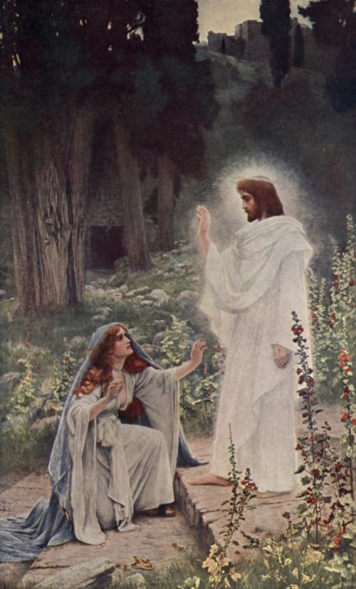Художник Herbert Gustave Schmalz (1856-1935) (42 работ)