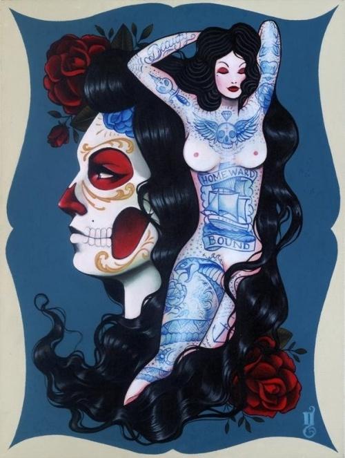 Иллюстратор Gustavo Rimada (21 работ)