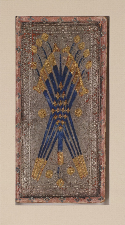 Visconti Tarot (c. 1445). Cary-Yale Visconti-Sforza (Visconti di Modrone) (40 работ) (1 часть)