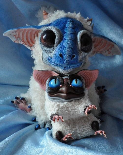 Необычные игрушки от Santani (71 фото)