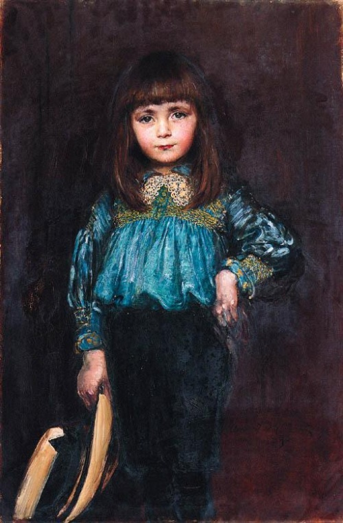 Английская художница Annie Louisa Swynnerton (1844 – 1933) (35 работ)